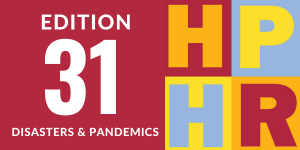 Edition 31 - Disasters & Pandemics
