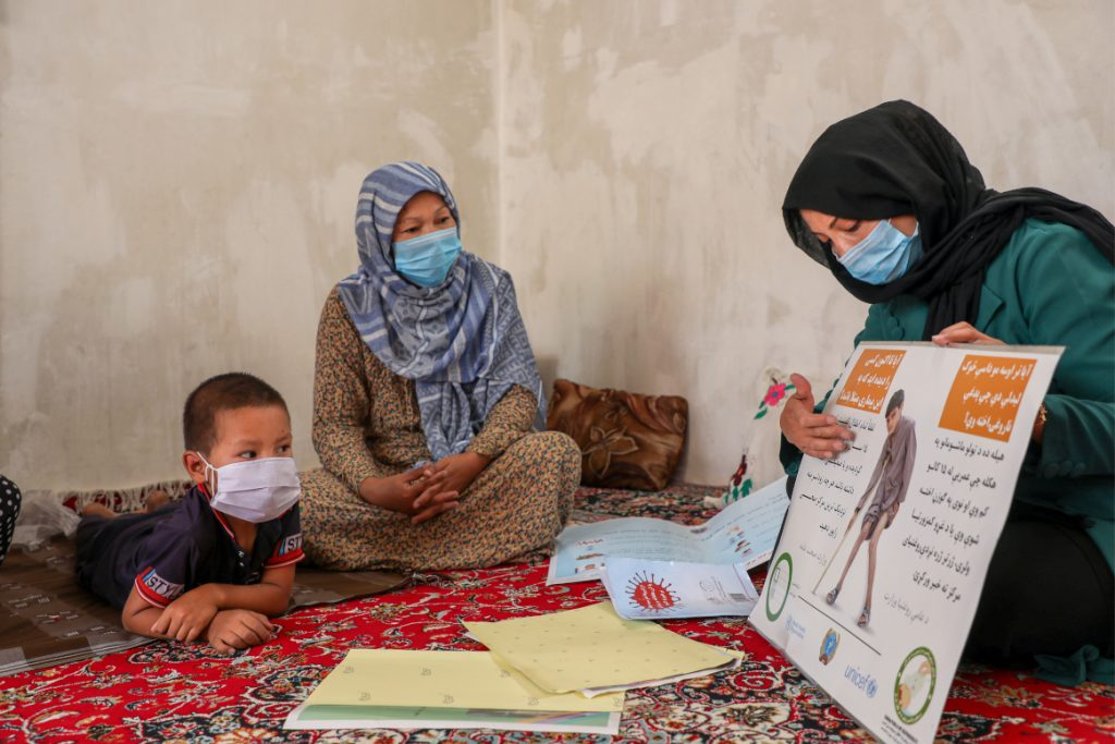 Healthcare Workers situation amid COVID-19 Response in Afghanistan