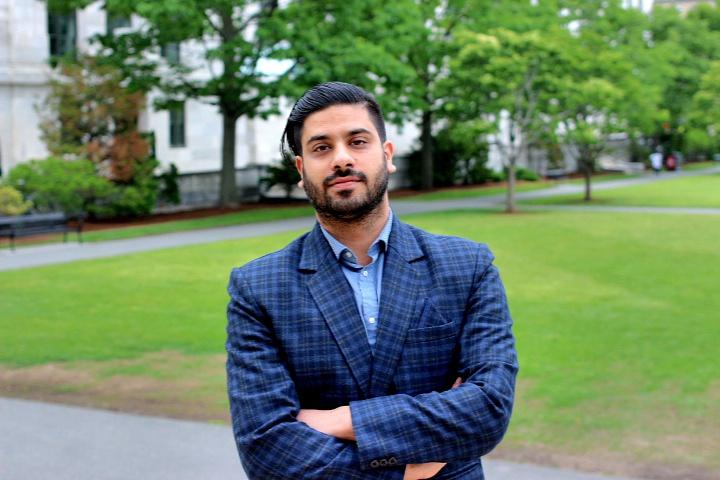 HPHR Fellow Javaid Sofi