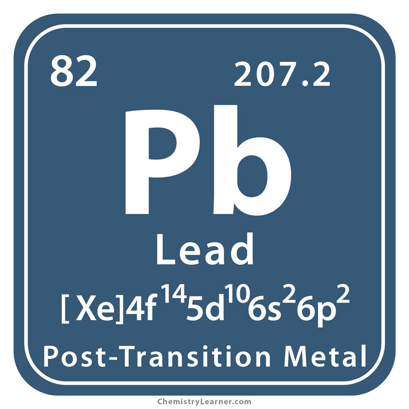 Lead-Symbol
