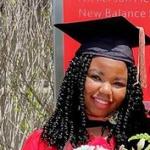 Rebecca Elliott blog 1 graduation photograph