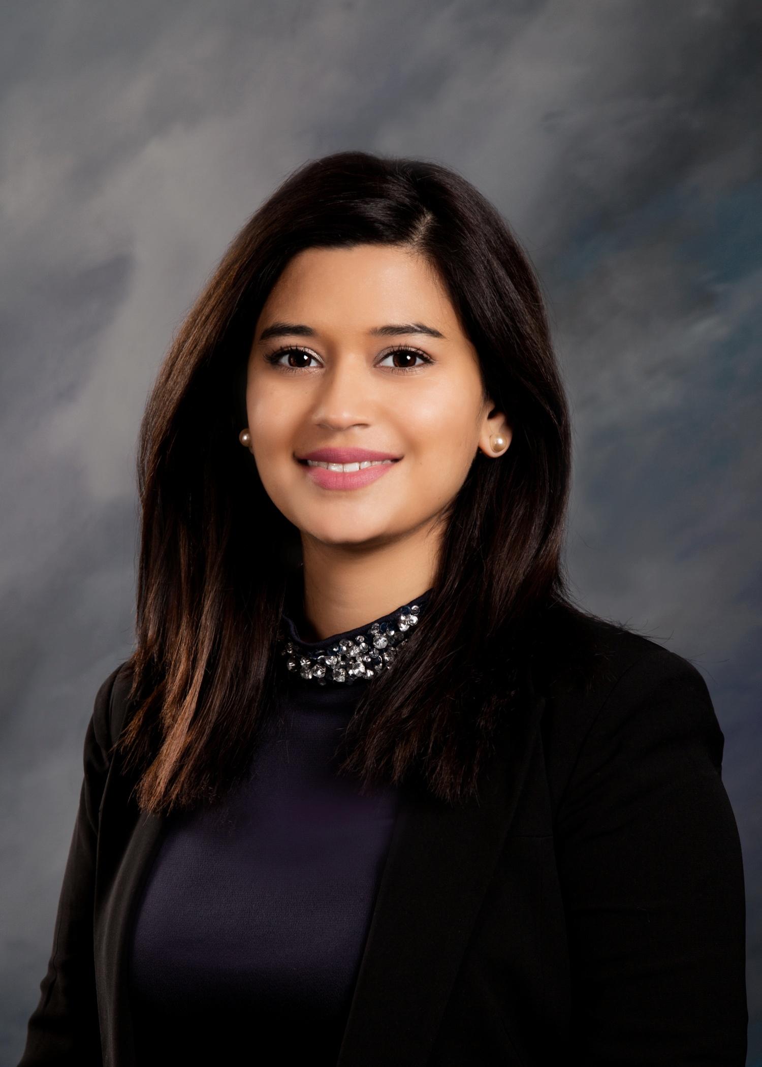 HPHR Fellow Priya Vedula