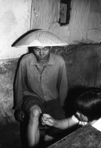 Chinese Barefoot Doctor