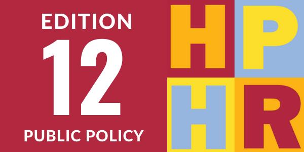 Edition 12 – Public Policy
