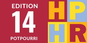 Edition 14 – Potpourri