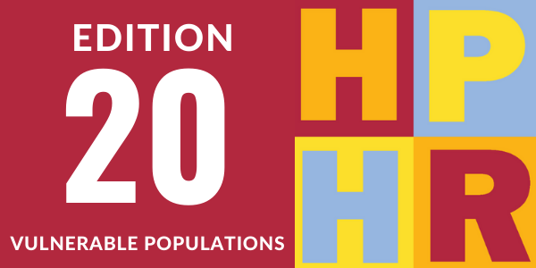 Edition 20 – Vulnerable Populations
