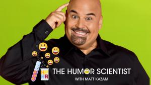 Matt Kazam - The Humor Scientist Bio