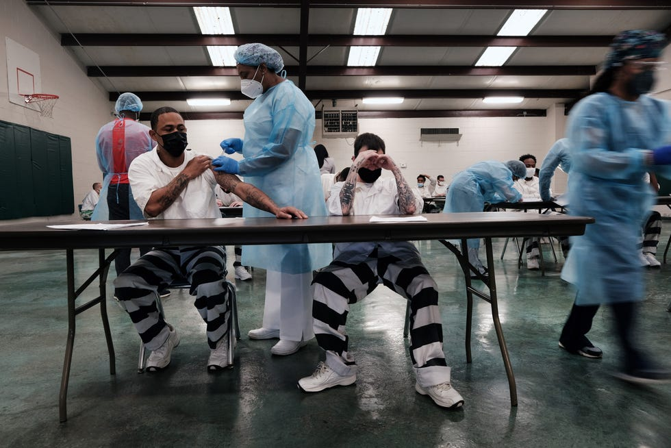 26 – How Being a Prisoner and Patient Is Fit for Tragedy in the U.S.