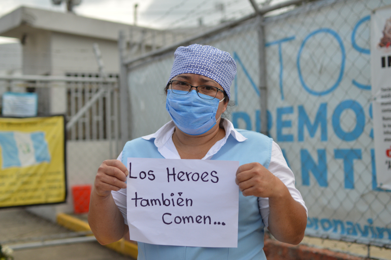 27 – Guatemala Makes COVID-19 the Responsibility of the People