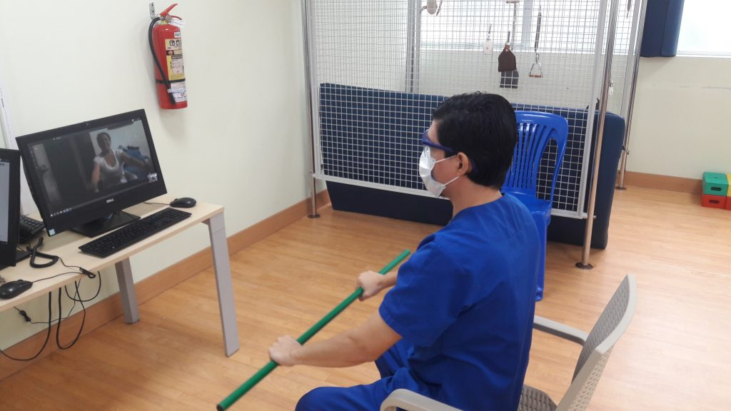 Edition 29 – Telerehabilitation for COVID-19 Patients in India: Problem to Solution