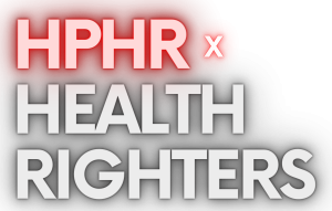 HPHR x Health Righters Logo