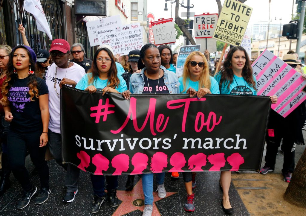 Edition 16 – #MeToo: The Perfect Storm Needed to Change Attitudes Toward Sexual Harassment and Violence