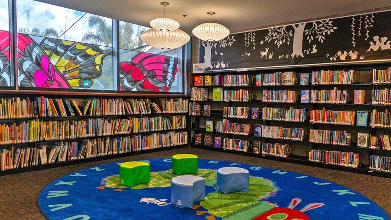 Children's Room-Library