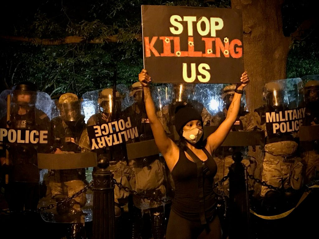 Edition 3 – Police Killings, Political Impunity, Racism and the People's Health: Issues for Our Times