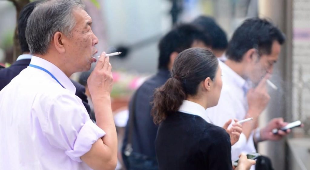 Edition 22 – Are You a Non-Smoker Visiting the 2020 Tokyo Olympic Games? Be Advised.
