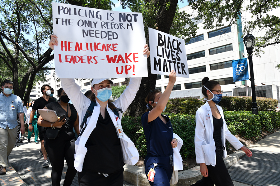 Edition 7 – Public Health and the Policing of Black Lives