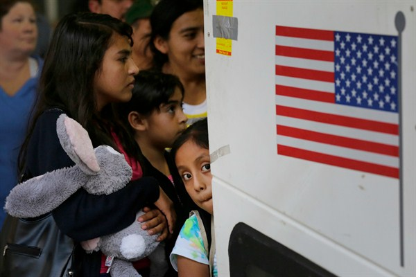 Edition 9 – The Crisis in Our Own Backyard: United States Response to Unaccompanied Minor Children from Central America