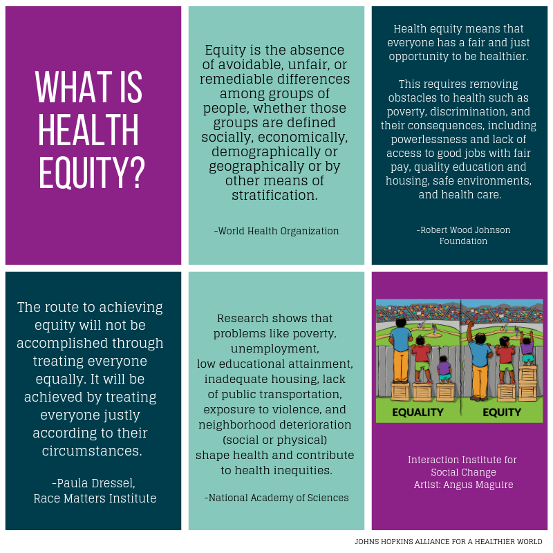 Rasheera Dopson discusses the Age of Health Equity