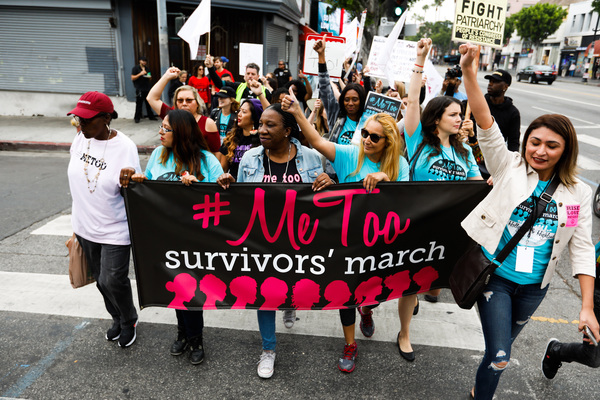 Edition 22 – In the Time of #MeToo, Protections for Survivors Still At Risk