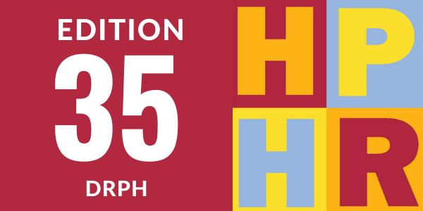 Edition 35 – DrPH Edition