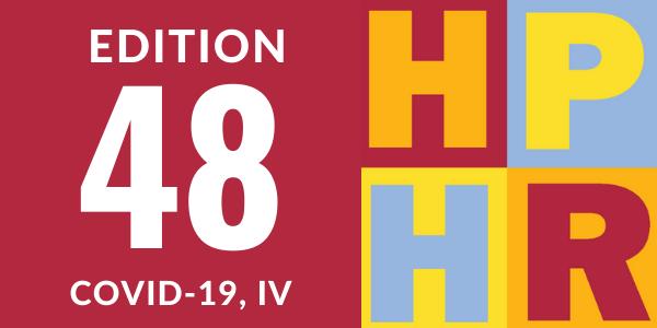 Edition 48 – COVID-19