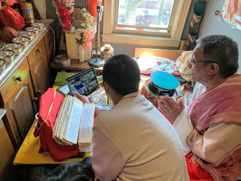 A Tibetan-American Family Dealing with COVID in Queens, NY
